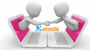 how to use omegle video app on iPhone